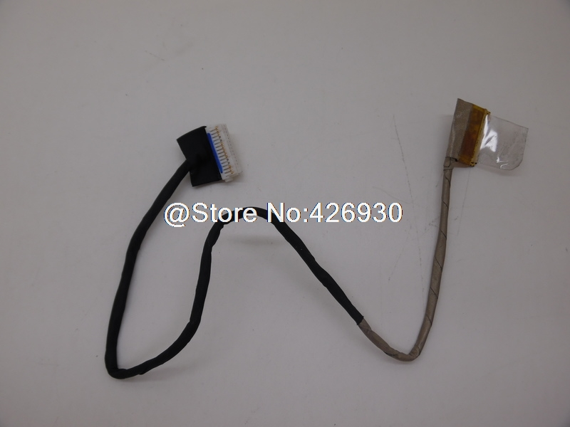 Laptop LCD Screen Cable For CLEVO W650SR W650EH W650RC1W650RB W650SF W650SH W650SJ W655SR W655SZ 6-43-W6501-010-N New Original laptop lcd lvds cable for clevo p150hm p150em 6 43 x5101 010 6 43 x5101 011 3j new original