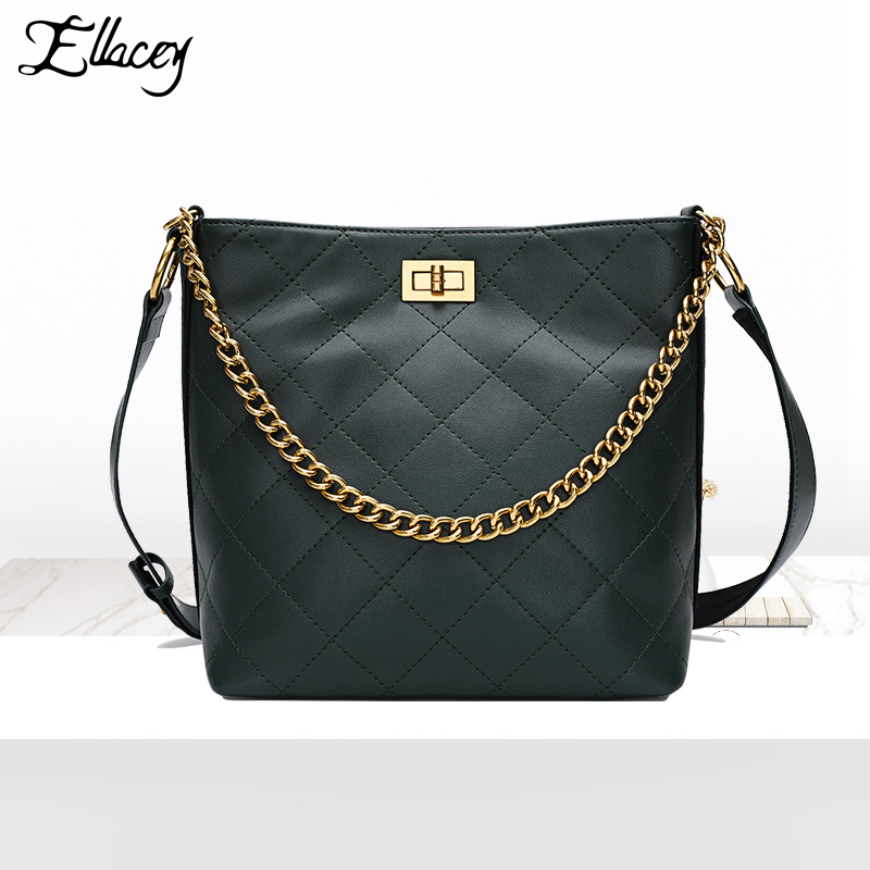 2018 Designer Bag Famous Brand Crossbody Shoulder Bag Classic Genuine Leather Women Messenger Bags Casual OL Style Women Handbag no 1 new 2015 luxury women handbag genuine leather famous brand handbag ol women s shoulder designer women messenger bags hn07