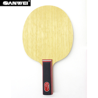 Sanwei FEXTRA 7 (Nordic VII) Table Tennis Blade 7 Ply Wood, Japan Tech, STIGA Clipper CL Structure Racket Ping Pong Bat Paddle