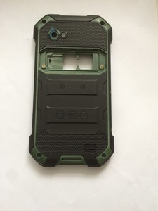 Image 5 - Nova blackview bv6000 bateria capa traseira escudo + alto falante para blackview bv6000s telefone smartphone + número de rastreamento