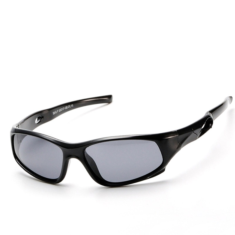 Vazrobe Silica Gel Quality Kids Sunglasses Boys Girls Sun Glasses for Children Baby Boy Girl Driving Goggles Eye Protect Goggles