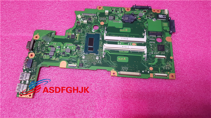 FOR Toshiba Tecra C50 B Laptop Motherboard WITH I3 4005U CPU SR1EK FALESY1 A5A003821 100 TESED