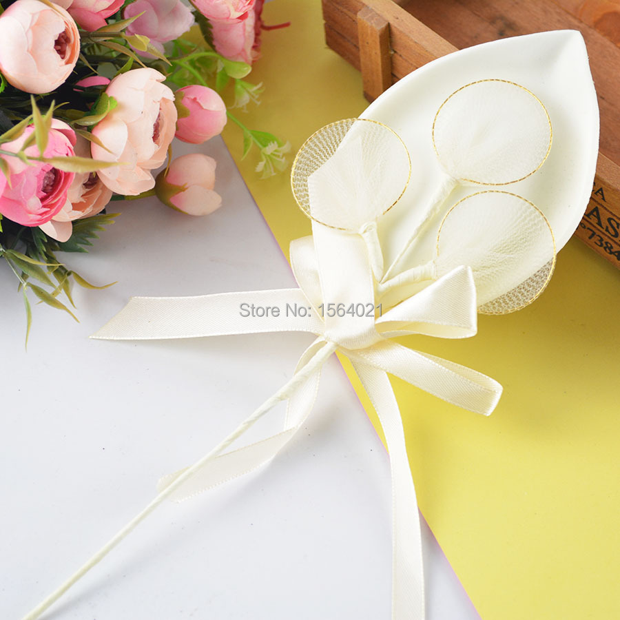 Big foam ivory calla lily flowers with pearl picks stamens Jordan ...