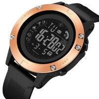men waterproof genuine Tezer 5010 100% Smartwatch men women fitness tracker monitor waterproof 3ATM For IOS Android Phone ????? ???? (5)