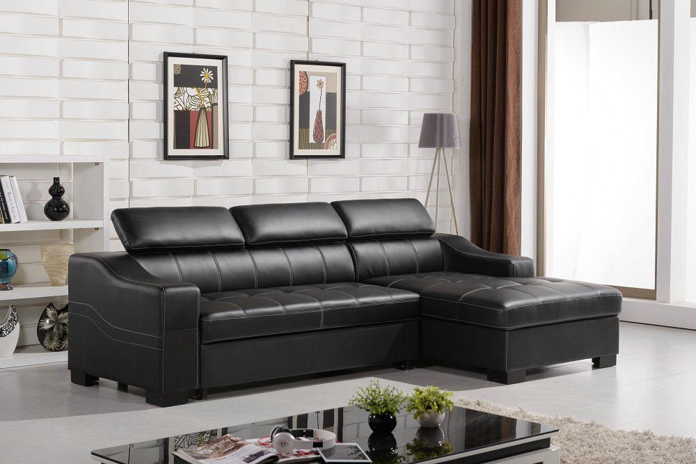 Chaise Sectional Sofa Living Room Set Promotion Rushed Armchair ...