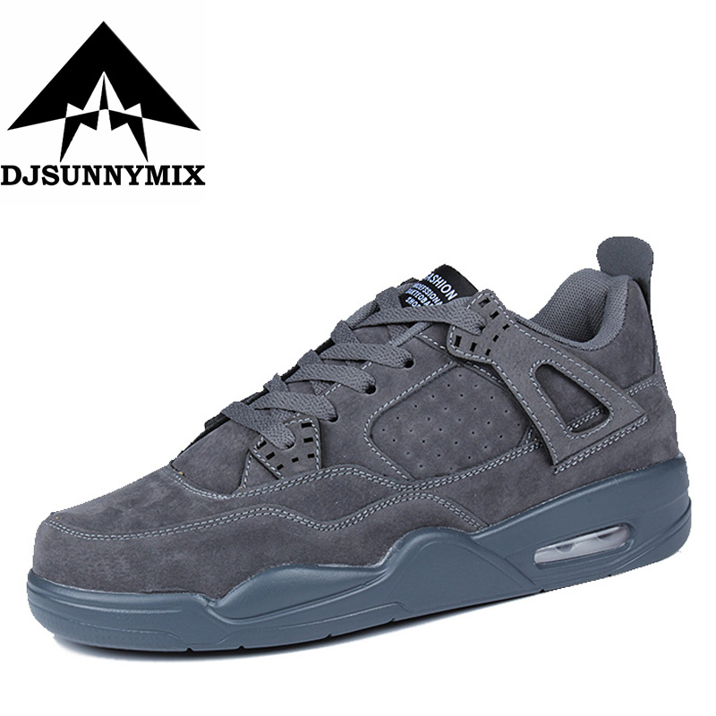 DJSUNNYMIX Brand Spring Autumn Running Shoes For Outdoor Comfortable men Sneakers unisex Breathable Sport Shoes Size 35-44