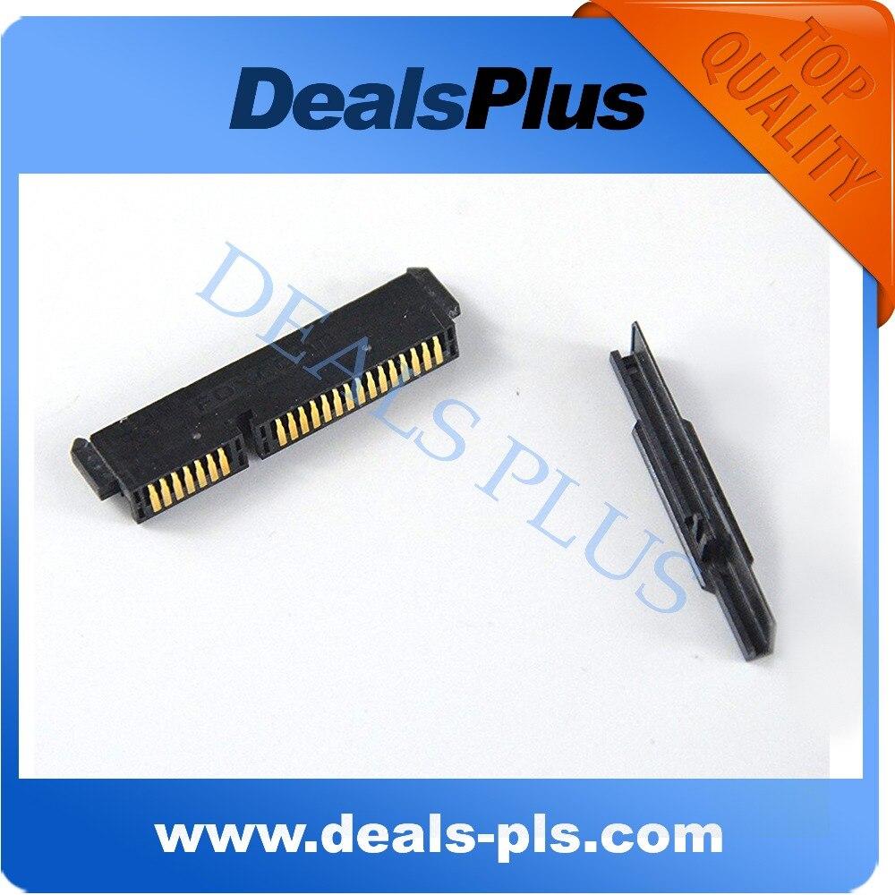 New SATA Hard Drive Connector HDD Molex Interposer Connector For Dell Alienware M17X R3 R4 R5 M11x R2 R3 1745 1747