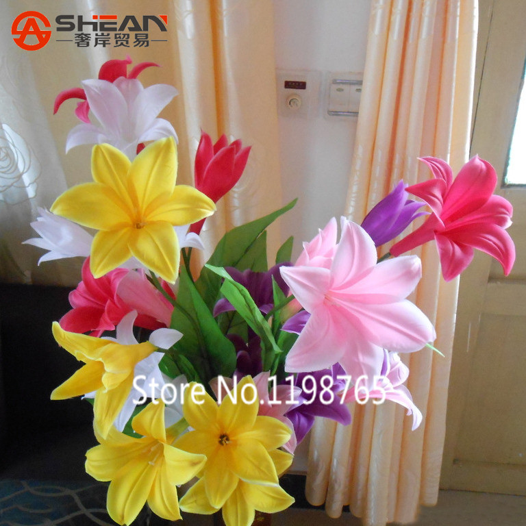 2016 New Arrival Color lily seeds cheap perfume lily Z
