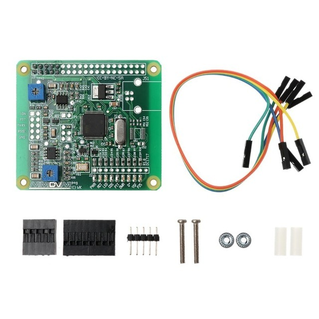 2019 MMDVM répéteur multimode Modem vocal numérique pour framboise Pi Arduino prise en charge YSF d star DMR Fusion P.25