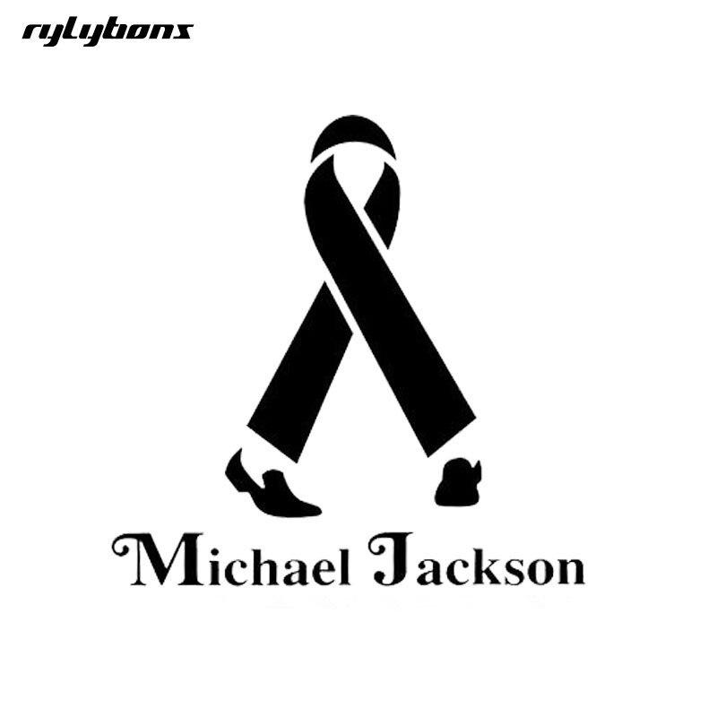 Us 099 10 Offrylybons 1 Stücke 1616 Cm Auto Styling Persönlichkeit Mode Michael Jackson Tanzen Kreative Auto Aufkleber Motercycle Car Zubehör In