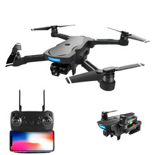 2018 WIFI FPV Auto Seguir o GPS 20 Minutos De Corrida RC Zangão 1000 m Brushless Motor 1080 p HD Camera WIFI FPV RC Quadcopter VS X8PRO B5W