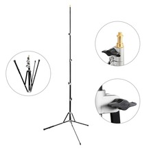 240cm 94inch photographic Light Stand Tripod Aluminum Foldable For Photo Studio Softbox Umbrella with Carrying Bag