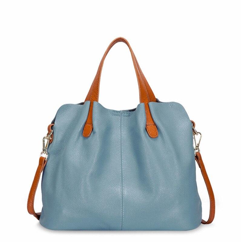 Bags For Female Ladies Leather Bag Top-Handbag Bags Crossbody Woman Shoulder Bags Bolsa Feminina Tote