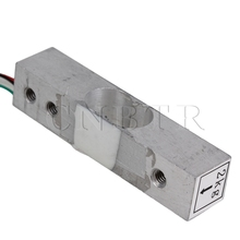 CNBTR  YZC-131 2kg Electronic Scale Weighing Pressure Sensor Load Cell 60mm Length