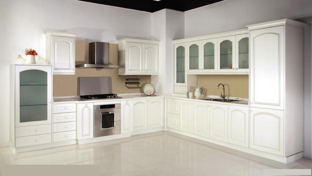 L shape small kitchen cabinet,moden style house kitchen