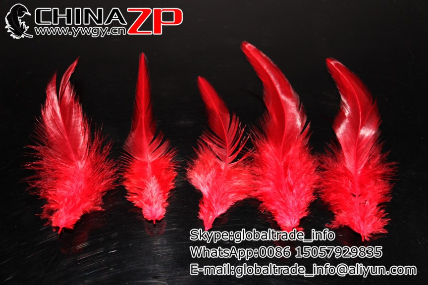 """50 BLACK ROOSTER SCHLAPPEN HAIR CRAFT SADDLE FEATHER 8/""""-10/""""L"""