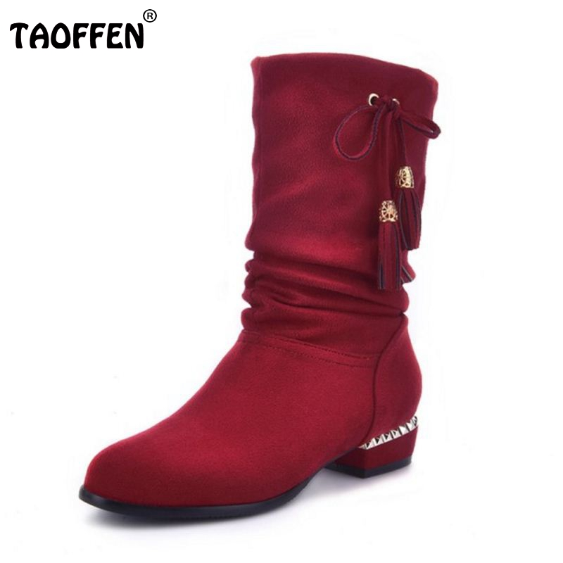 Women Flat Boots Half Short Autumn Winter Botas Feminina Fashion Quality Footwear Warm Heels Woman Boot Shoes Size 33-43 women real genuine leather flat mid calf boots autumn winter half short boot frenal fashion footwear shoes r8285 size 34 39
