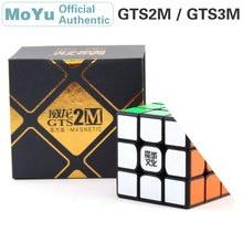 MoYu WeiLong GTS 2/3 M Magnetic 3x3x3 Magic Cube Magnets GTS2M/GTS3M 3x3 Speed GTS2/GTS3 Puzzle Antistress Fidget Toys