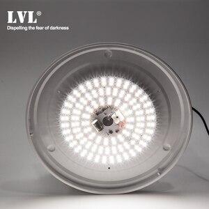 Image 4 - Светодиодный потолочный светильник круглой формы, 36 Вт, светодиодный модуль, панель, светодиодный панельный светильник 220 В, магнитная установка светильник щения