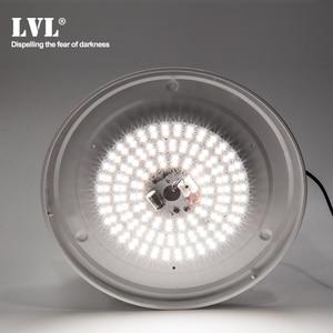Image 4 - LED tavan lambası 36W yuvarlak şekil Led modülü lamba kurulu LED Panel AYDINLATMA 220V manyetik kurulum ev aydınlatma