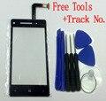 Бесплатная доставка X8 Сенсорный Экран Digitizer Стекло Для HTC Windows Phone 8X Зенит Замена