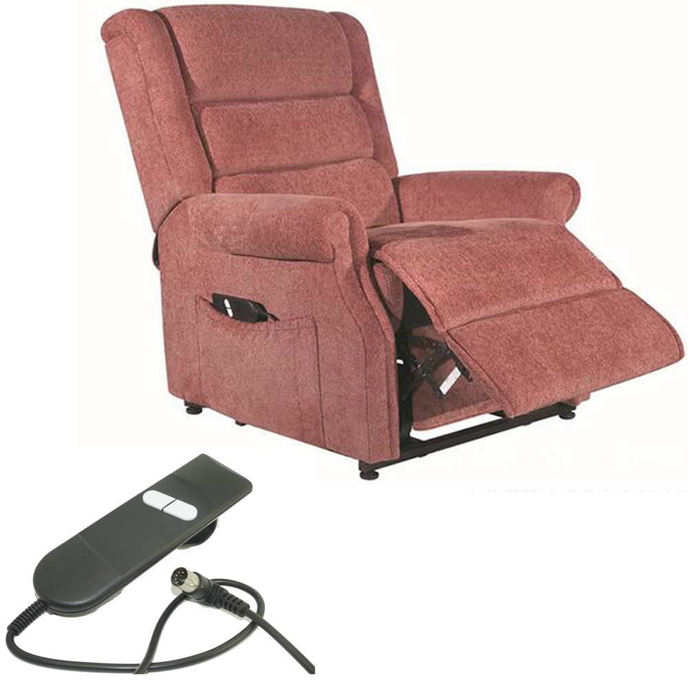 5 Pin 2 Button Hand Control Remote Lift Chair Power