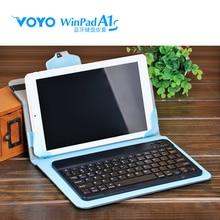 2016 Original VOYO 10.1 inch Bluetooth Keyboard Case for Voyo WinPad A1s tablet case Voyo WinPad A1s keyboard WinPad A1s case