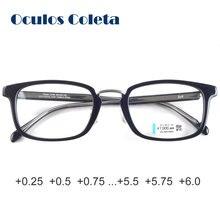 Японские очки для чтения, большие + 0,25 + 0,5 + 0,75 + 1,25 + 1,5 + 1,75 + 2,25 + 2,5 + 2,75 + 3,0 + 3,25 + 3,5 + 3,75 + 4,0 + 4,25 + 4,75 + 5,25