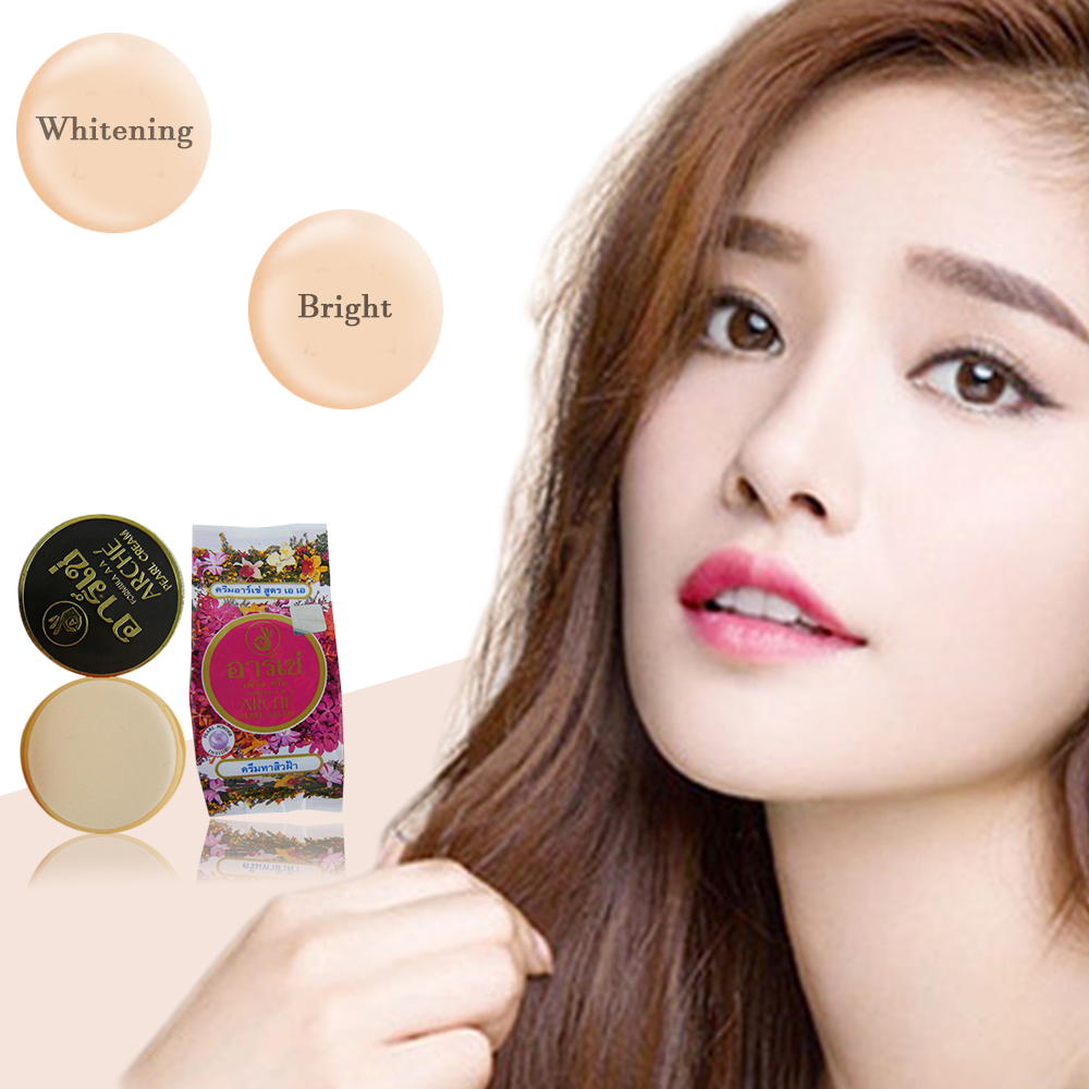 Authentic Thai Arche Arche Pearl Cream Is Zhuang Pearl Beauty Cream Skin Lightening Acne