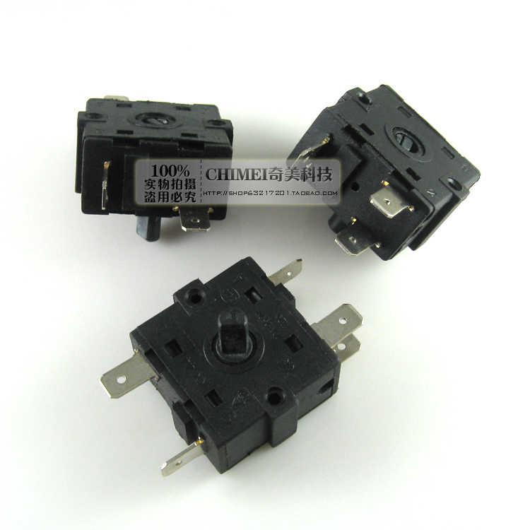 [Nuevo] interruptor de cambio de calentador eléctrico interruptor de energía del calentador de aceite del calentador de 5 pies