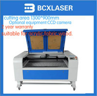 good quality acrylic laser cutting machine wood glass laser engraving machine 1390 CCD camera laser cutting machine