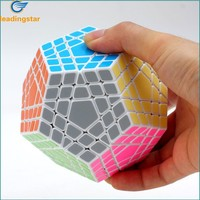 LeadingStar Fifth order Cube Five Layers Dodecahedron Puzzle Cubes Brain Teaser Cubo Magico Cube zk30