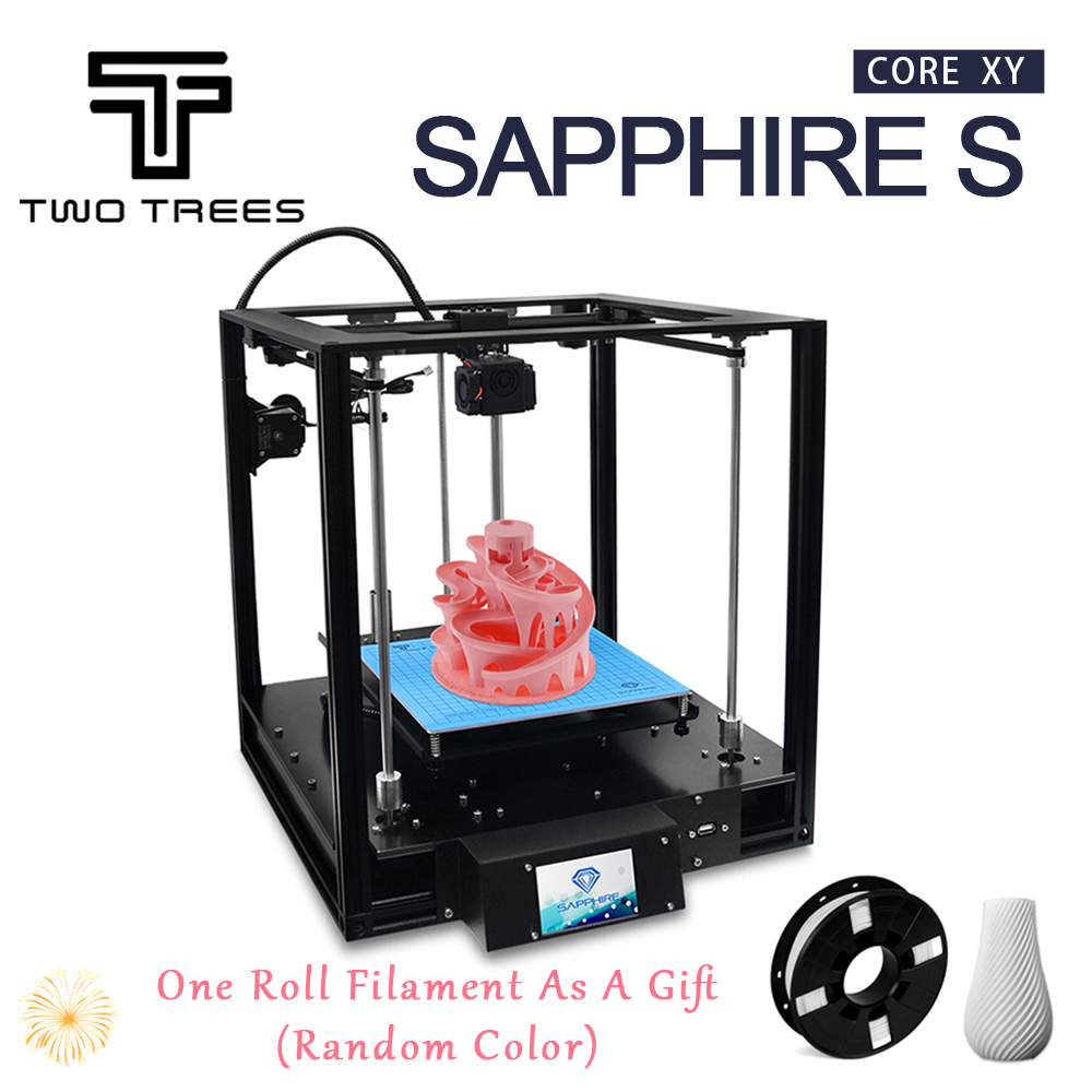 TWO TREES 3D Printer High precision Sapphire S CoreXY Aluminium Profile Frame Big Area Kit Core