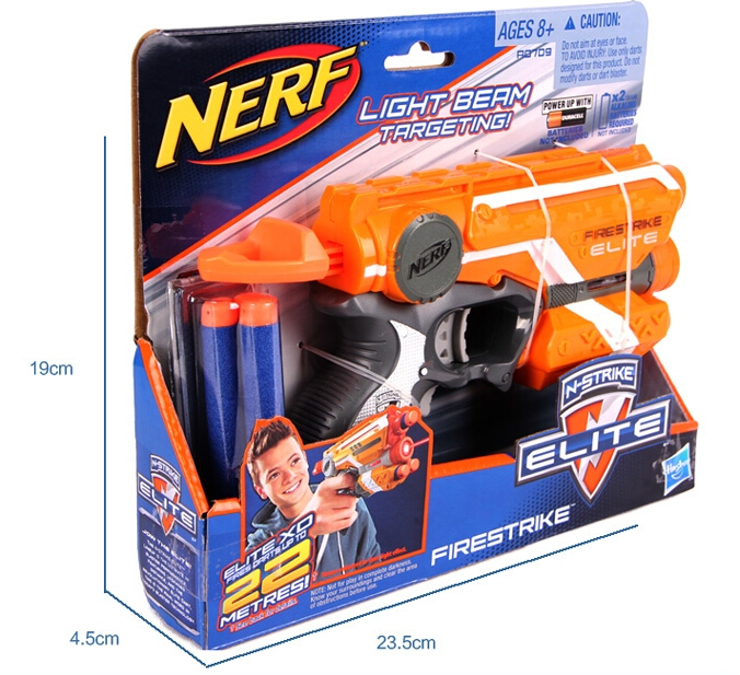A0709 Nerf N Strike Elite Firestrike Blaste nerf gun nerf bluster-in Toy  Guns from Toys & Hobbies on Aliexpress.com | Alibaba Group