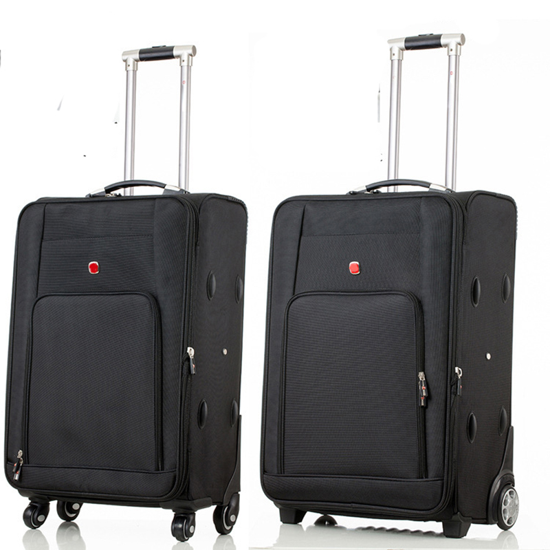 28 inch High capacity Oxford Rolling Luggage Spinner Men Business Suitcase Wheels 20 inch Carry on Trolley password Travel Bag rolling luggage men oxford travel bag women large capacity trolley suitcase wheels business carry on women s handbag