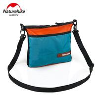 Naturehike Ultralight Men Travel Bags Women Messenger Bags 20D Silicon Waterproof Backpack 68g Outdoor Portable Shoulder