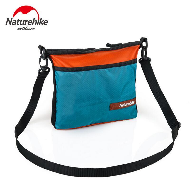 Prix pour Naturehike ultra-léger hommes voyage sacs femmes messenger sacs 20D silicium étanche sac à dos 68g Extérieure Portable Épaule sac