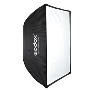 Image 3 - Newest Godox Portable 50 * 70cm Umbrella Softbox Reflector for Flash Speedlite Lighting