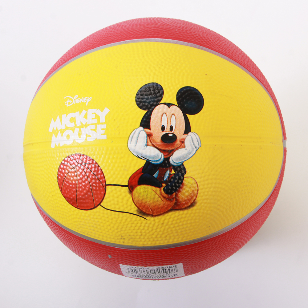 New Hot Sale Children Basketball Play Balls 18cm Cute Bouncing Inflatable Toys Kids Sport Game DAA683-A Basketball Size 3