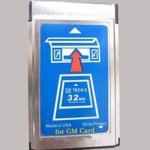 Para G-M tech2 cartão com 6 software 32mb cartão de memória para tech2 ferramenta de diagnóstico para tech2 para G-M/S-AAB/opel/S-UZUKI/I-SUZU/holden