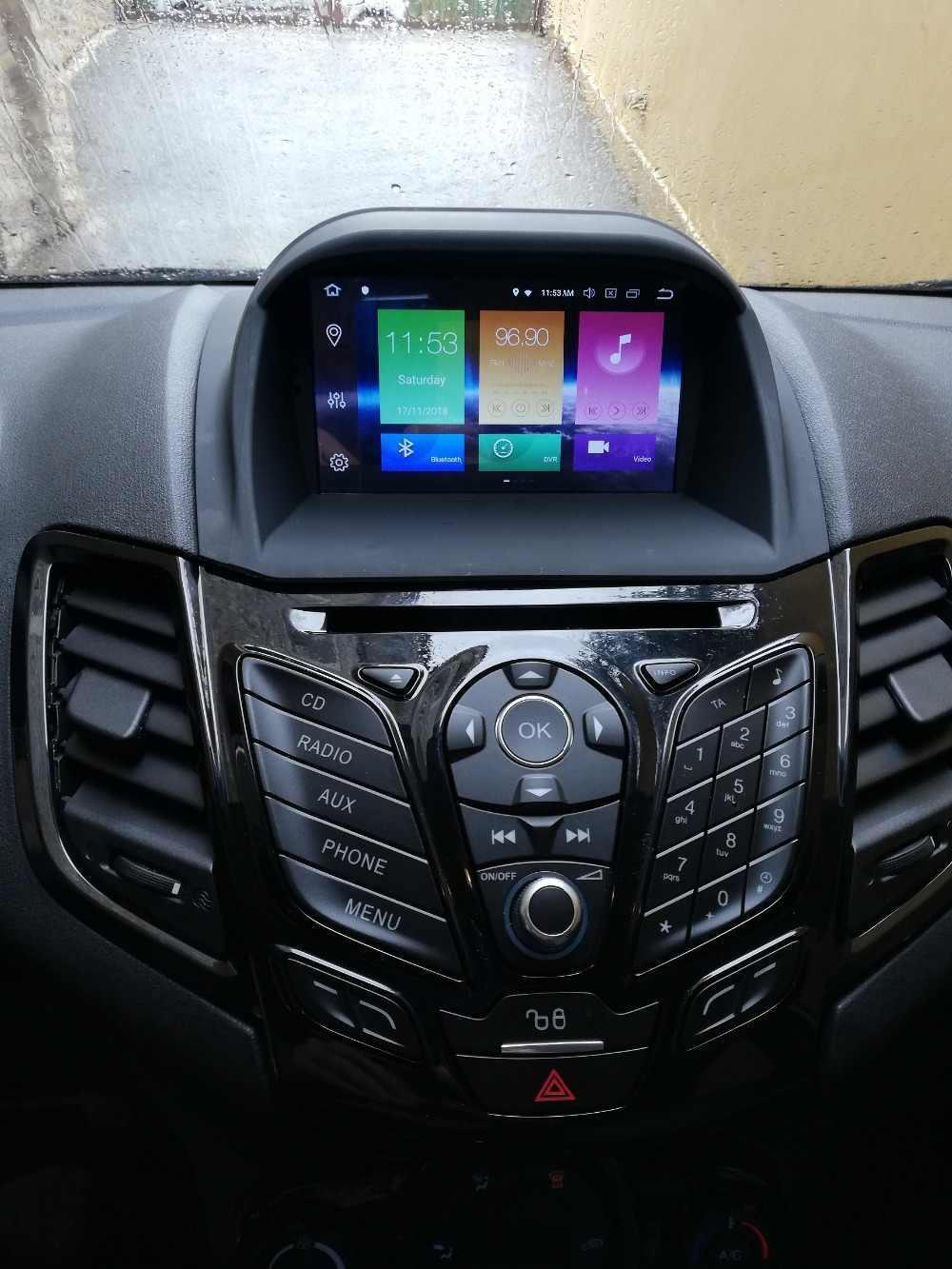 Zwnav Android 9 0 Car Dvd Stereo For Ford Fiesta 2013 2014 2015 2016 Auto Radio Gps Navigation Audio Video Multimedia Headunit Aliexpress