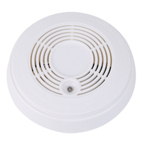 LCD Wireless Home Security Safety Detector CO Carbon Monoxide Poisoning Natural Liquefied Gas Sensor Alarm Smoke