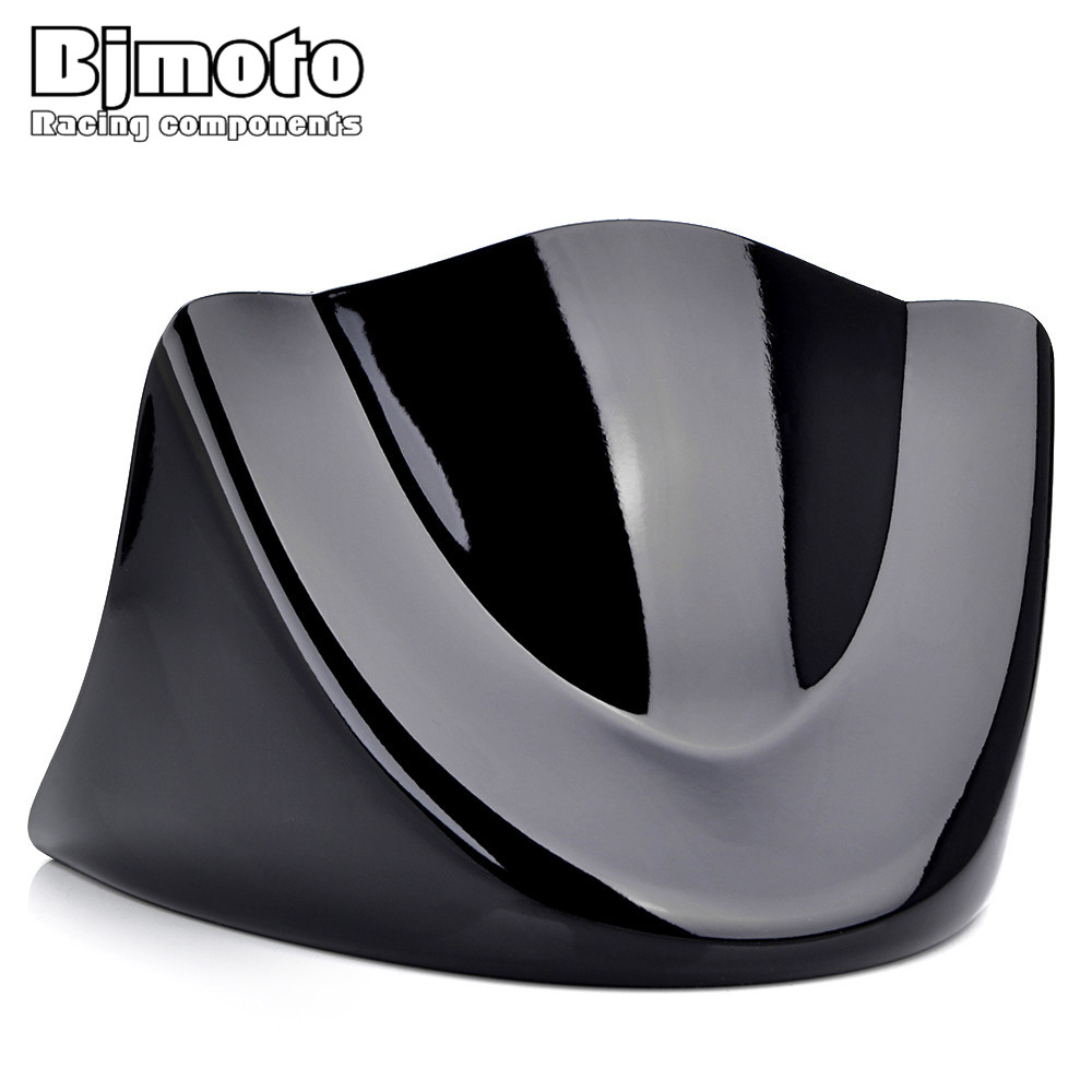 BJMOTO Motorcycle Lower Front Chin Spoiler Air Dam Fairing Cover for Harley 06-Up Dyna Models Motorbikes bjglobal motorcycle black lower front chin spoiler air dam fairing mudguard cover fairing mount for harley dyna 2006 up