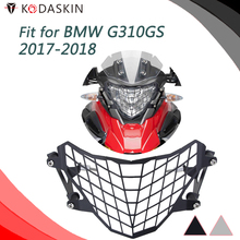 KODASKIN  Headlight Protection Cover Grille Guard for BMW G310GS 2017-2018