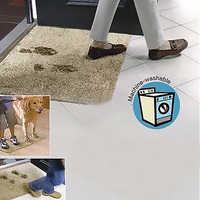 Super absorvente tapete de porta mágica microfibra limpeza passo tapete super tapete lavável capacho para casa