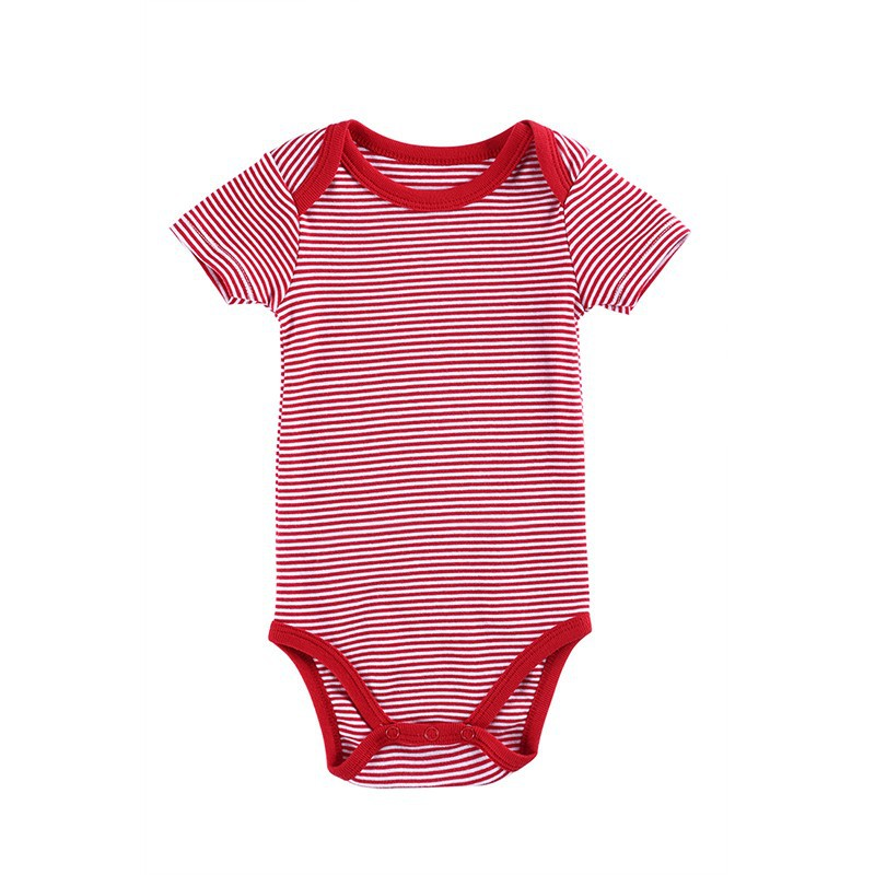 Promotion 23 Styles Baby Romper Boy & Girl Striped Short Sleeves Next Jumpsuit New Born Baby Clothes Infant Newborn Boy Body 18