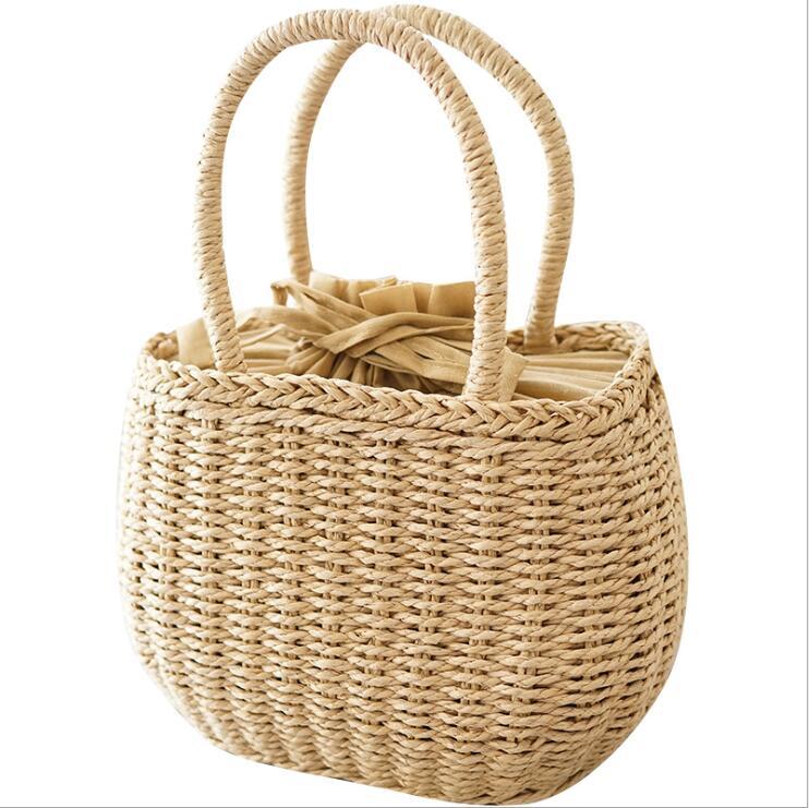 Berömda Designer Ladies Vävda Knitting Messenger Crossbody Väskor - Handväskor - Foto 3