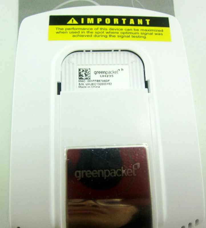 Greenpacket UH235 WiMAX Modems