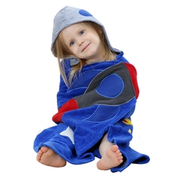 Children s bathrobes baby boys girls robe hooded cloak cotton pajamas plus absorbent bathrobes kids soft.jpg 250x250