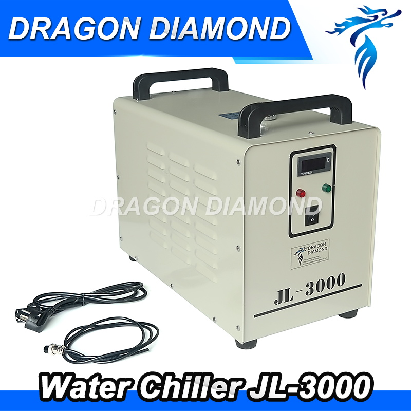 JL3000 Industry Air Water Chiller for CO2 Laser Engraving Cutting Machine Cooling 60W 80W Laser Tube cw5000 industry air water chiller for co2 laser engraving cutting machine cooling 80w 100w laser tube